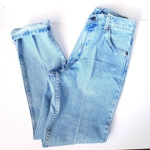 Vintage 921 high waist tapered fit leg Jeans